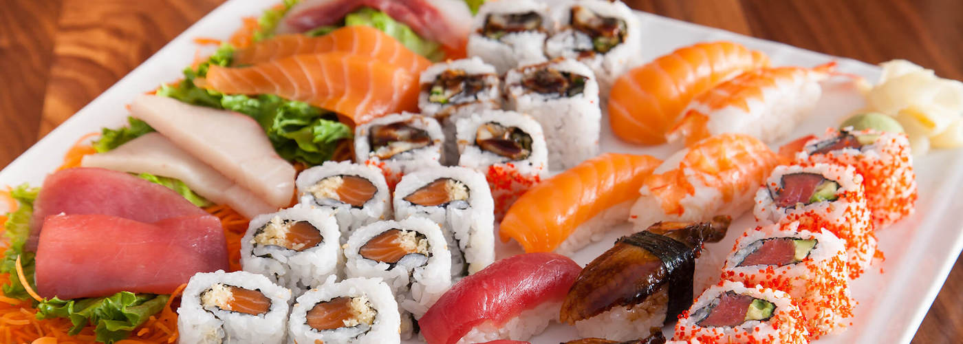 Sushi - All you can eat Restaurant